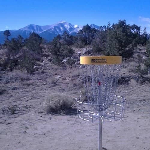 Disc Golf sq